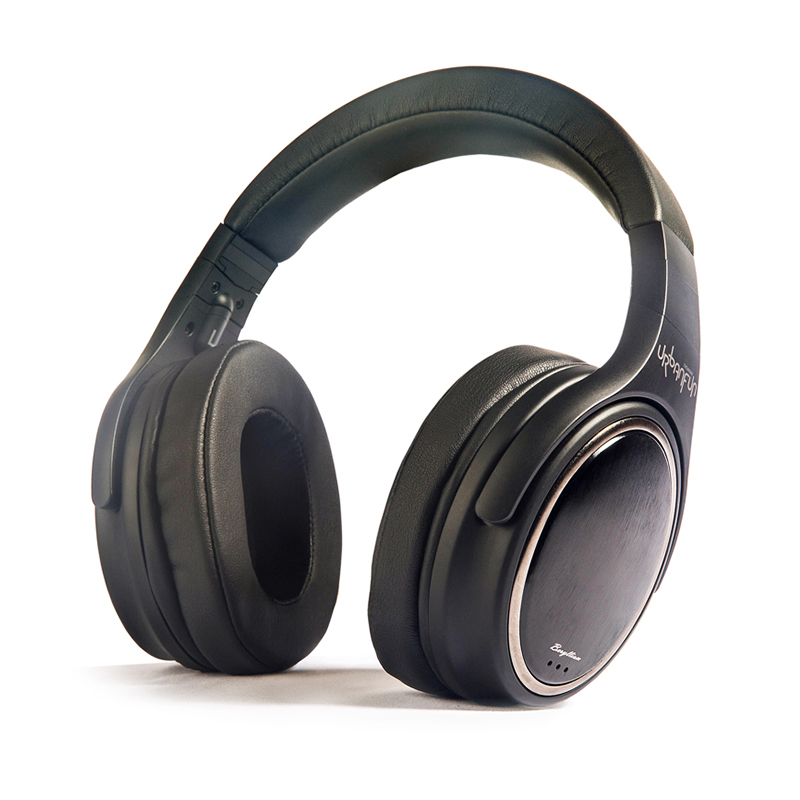 URBANFUN_Urbanfun Trandsound UM 45mm Berílio Diafragma Cabeça Mi fone de Ouvido Estéreo de Fone De Ouvido de Alta Fidelidade Fones De Ouvido de Alta Qualidade