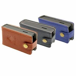 Image 4 - HIDIZS Hifi Player AP60 AP60 II étui en cuir de haute qualité avec bracelet de sport