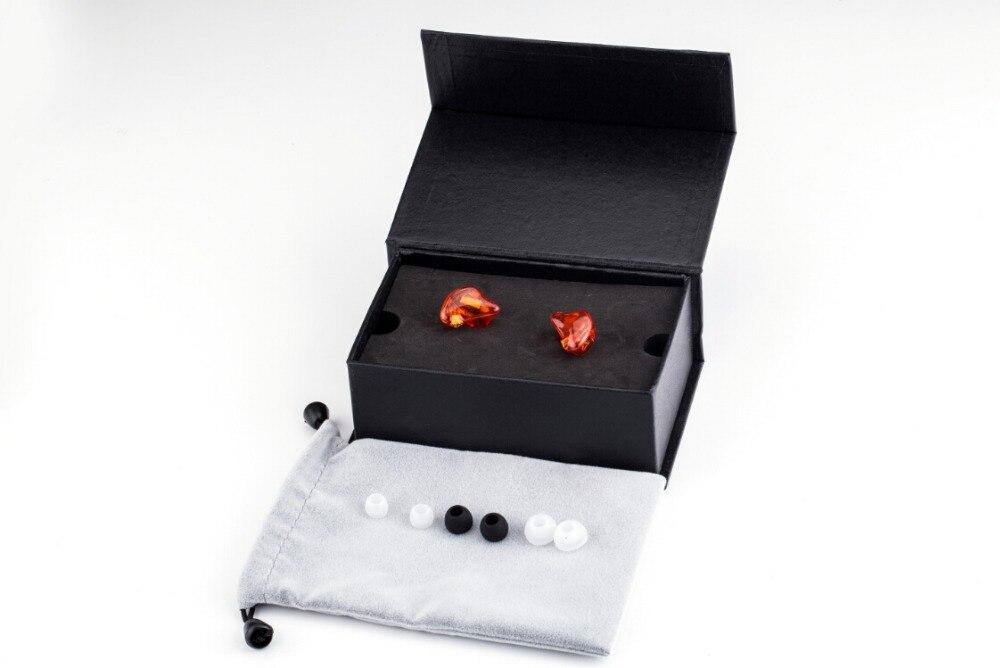 kõrvaklappide kõrvaklapid, millel on 3 draiverit, kohandatud - Kaasaskantav audio ja video - Foto 5