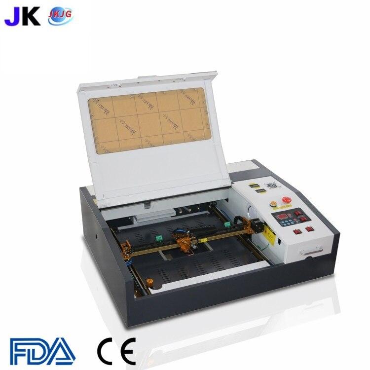 Freeshipping New 4040 Co2 laser engraving machine cutter machine CNC laser engraver DIY laser marking machine