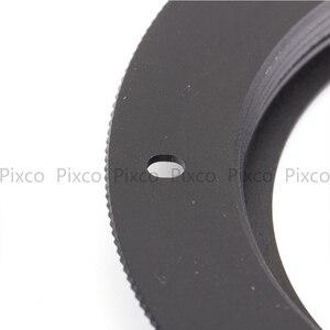 Image 5 - Pixco Lens Adapter Works for M42 Lens to Nikon Ai  camera D7100 D5200 D600 D3200 D800/D800E