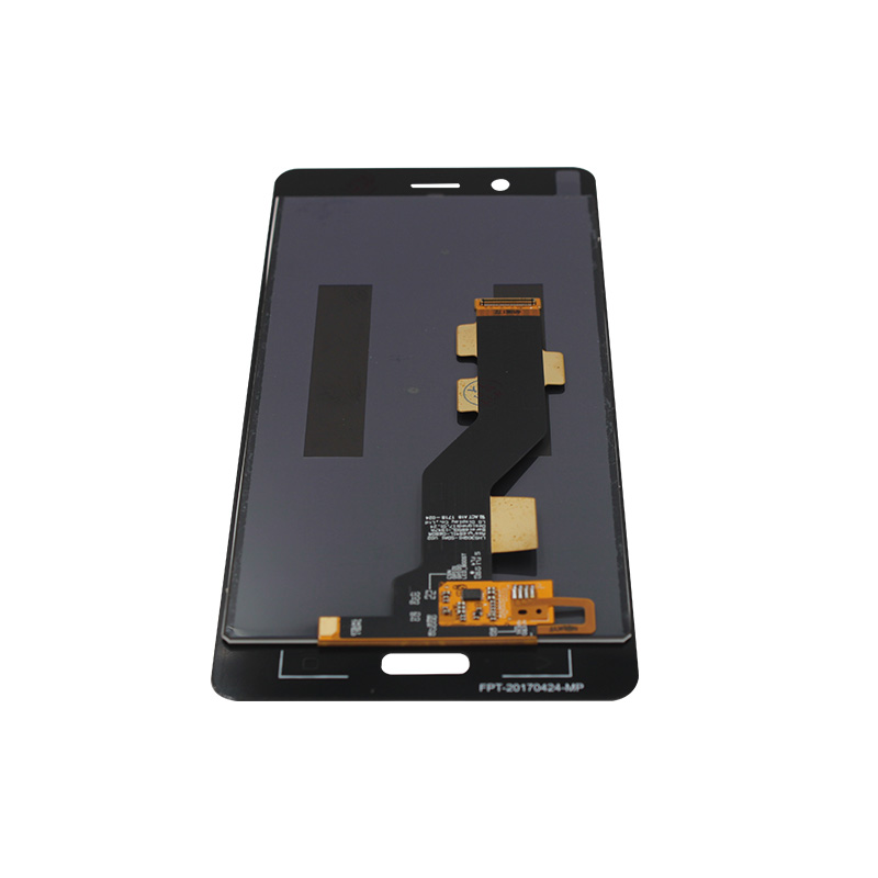 Tigenkey LCDs Screen For <font><b>Nokia</b></font> 8 N8 <font><b>TA</b></font>-1012 <font><b>TA</b></font>-<font><b>1004</b></font> <font><b>TA</b></font>-1052 Full LCD Display Touch Screen Digitizer Assembly + Free Tools image
