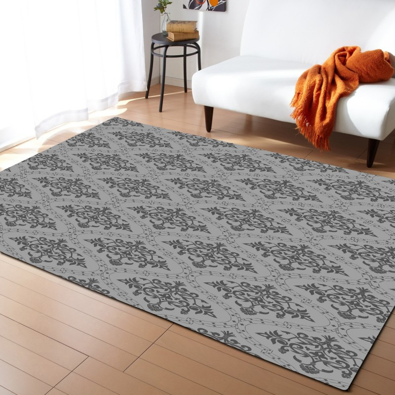 Popular Area Rug Soft Carpet for Living Room European Home Warm Floor Rugs Super Mats Ki ...