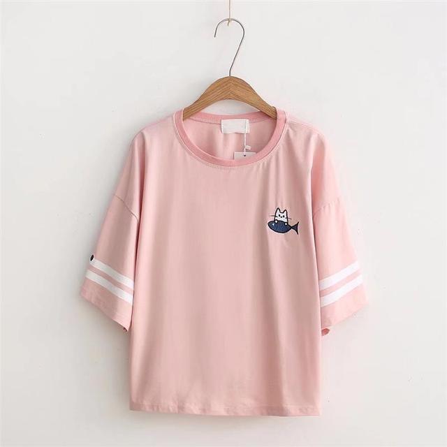 Harajuku Kawaii T Shirt...
