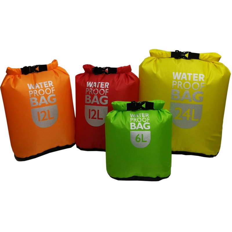 Waterproof Dry Bag Swimming Pack Canoing Boating Rafting Kayaking Floating River Trekking Sailing Watertight Dry Sack