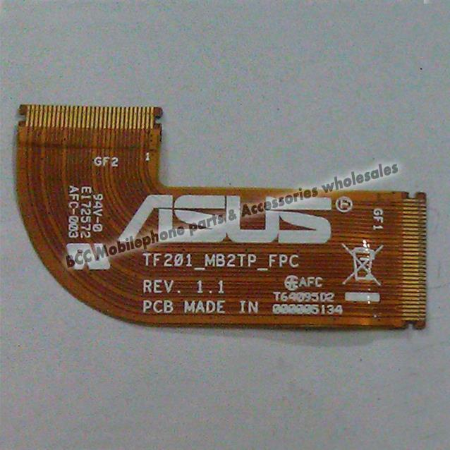 Test ok Connect Touch screen to Mainboard connector Flex Ribbon Cable for Asus Eee Pad EeePad transformer Prime TF201_MB2TP_FPC
