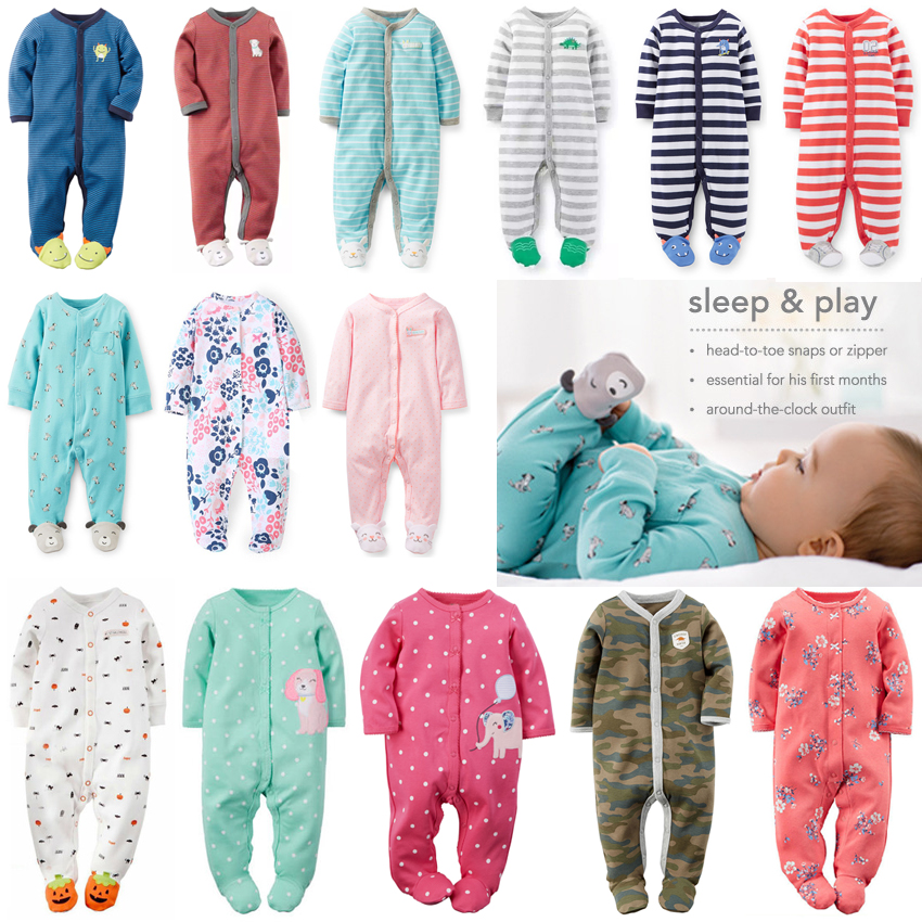 Baby clothing !  2017 new born baby clothes newborn - 1 years old ropa  baby girl romper 100% cotton  costume baby clothing summer infant newborn baby romper short sleeve girl boys jumpsuit new born baby clothes