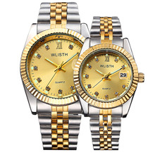 Couple Watch Women Men Watches Top Brand Luxury Quartz Watch Women Clock Ladies Dress Wristwatch Fashion Casual Lovers Watches