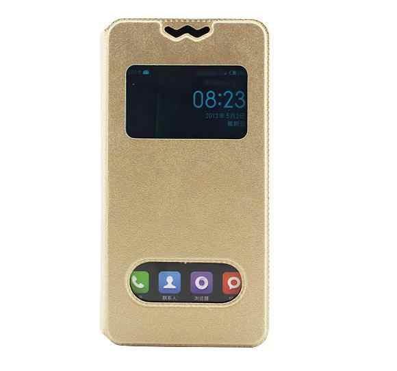 Kulit Flip Pu untuk LG L7 P705 Stand Book Gaya Kasus Ponsel Pintar Grosir + Retail