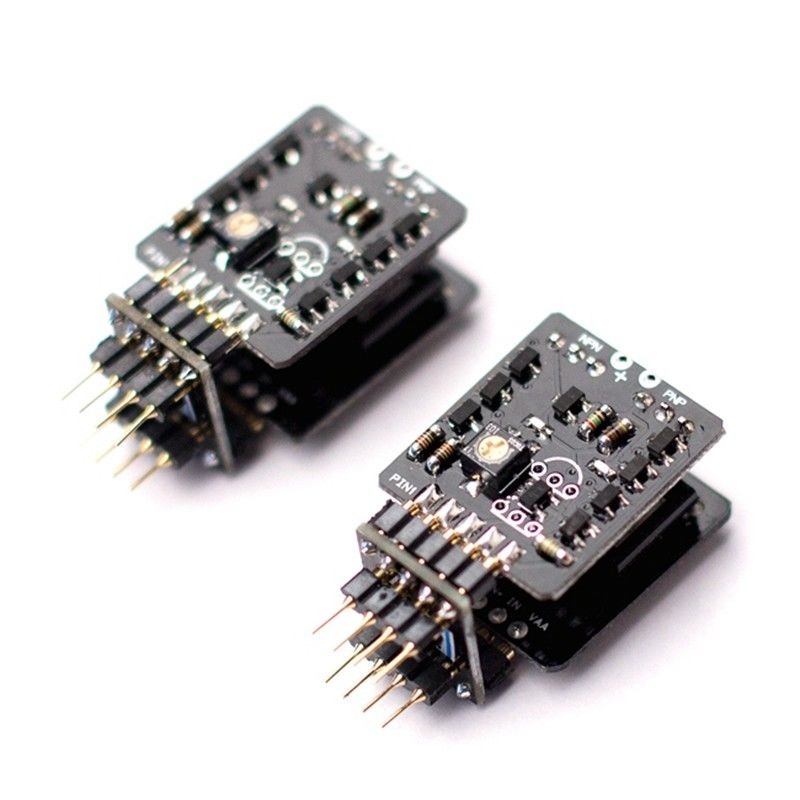 Douk Audio Pure Class A Discrete Op-amp Module JFET DUAL OPAMP for ES9038 DAC