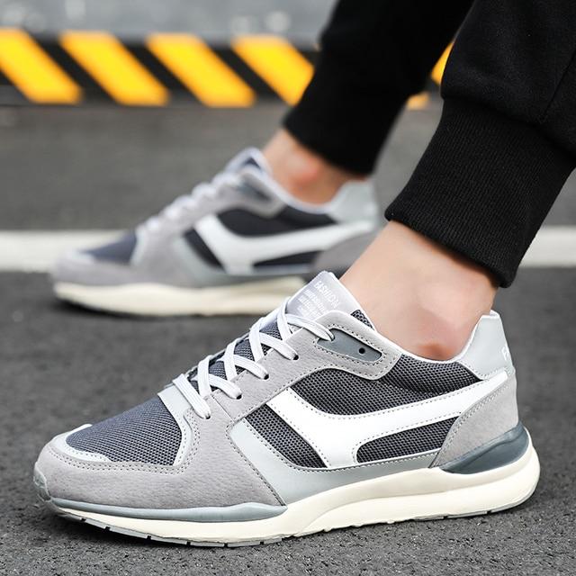 cf68ab9e9d765 Lightweight Summer Outdoor Sports Shoes Men Sneakers Comfortable Ultra  Boosts Jogging Mesh Tennis Human Race Running Shoes Men