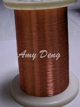 2000meters lot A new 0 06 mm polyurethane enamelled round winding wire enameled wire QA 1