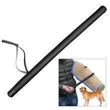 Мягкая собачья тренировочная палочка для Schutzhund Police K9 немецкая овчарка