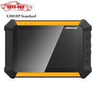 Obdstar x300 dp standard-paket wegfahrsperre + luxuxautoentfernungsmesserjustage + eeprom/pic adapter + obdii