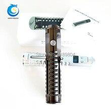 Hot selling tesla mod body kit variable voltage vv vw  e-cigarette tesla vape mod e cig vaporizer ecig VS lavatube ecig