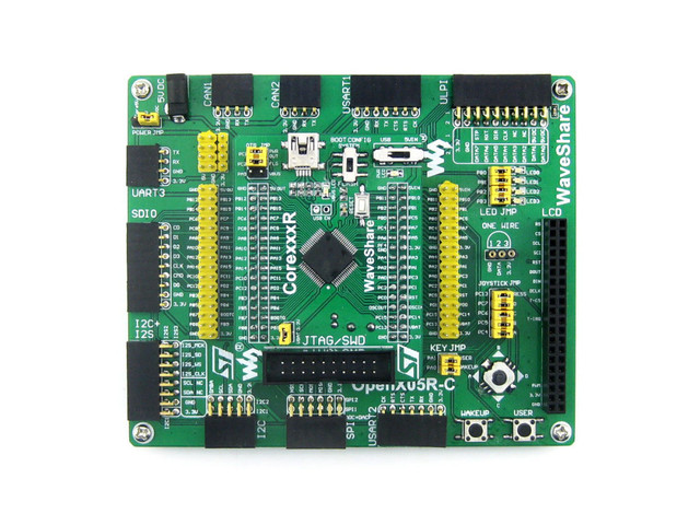 STM32 Board STM32F4 STM32F405 STM32 ARM Cortex-M4 STM32F407ZxT6 STM32 Development Board Kit =Open405R-C Standard