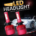 Oslamp Cree SMD Chips G9 Series H7 Car Headlight with Fan 6500K Automobile 9005/9006 Led Front Lights H11 Led Fog Lamps HB3/HB4