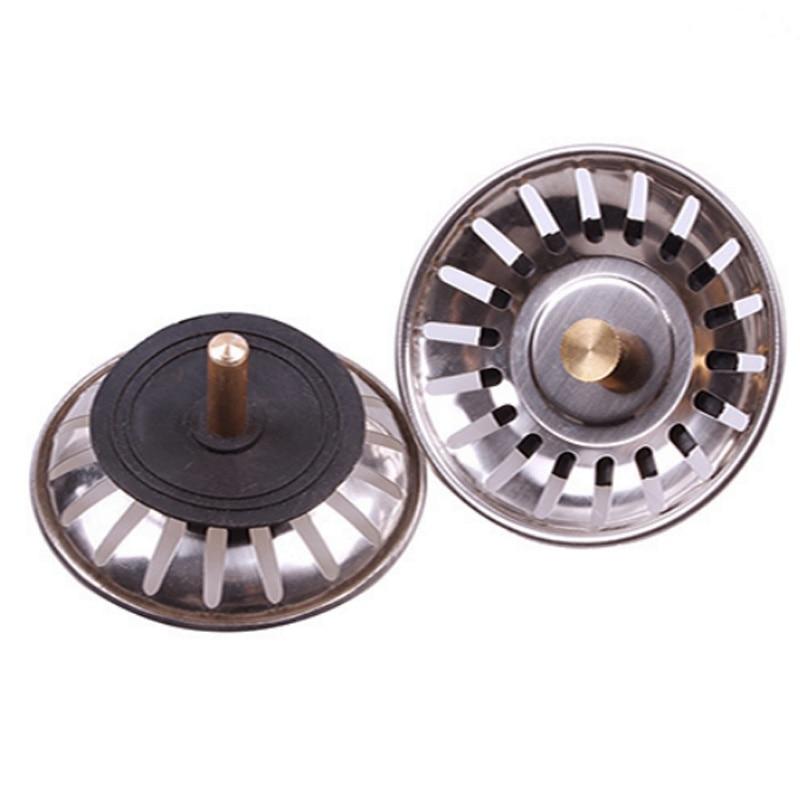 2017 Wholesale 8cm Kitchen Basin Drain Dopant Sink Waste Disposer Strainer Stopper Leach Plug China