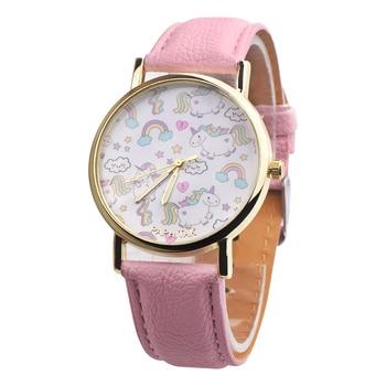 Fashion Cute Unicorn Watch