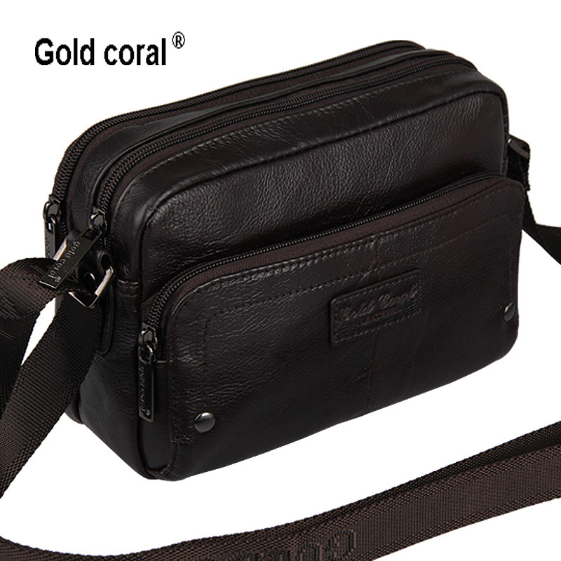 2015 HOT genuine leather small messenger bags for men  travel  male shoulder bag crossbody handbags male cowhide bag hot 2017 genuine leather bags men high quality messenger bags male small travel brown crossbody shoulder bag for men li 1996