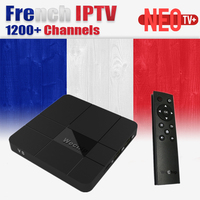 Wechip V8 Arabic French Belgium IPTV NEO Tv French Iptv Subscription Android 7 1 TV BOX