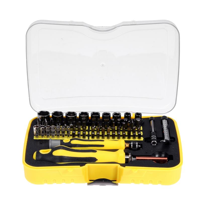 цена на Precision 70 In 1 Electrion Torx Mini Magnetic Screwdriver Tool Set Hand tools Kit Mobile Smart Phone Opening Repair Tools