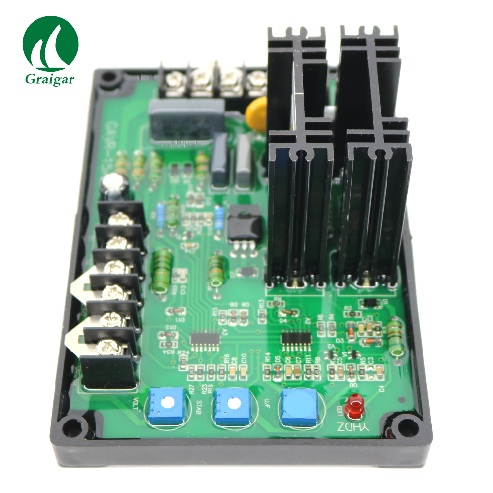 Universal Series avr automatic voltage regulator GAVR-15A Soft Start Voltage RampingUniversal Series avr automatic voltage regulator GAVR-15A Soft Start Voltage Ramping