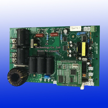 3kW stainless steel pemanas elektromagnetik motherboard mesin cetak injeksi elektromagnetik induksi pemanasan kontroler