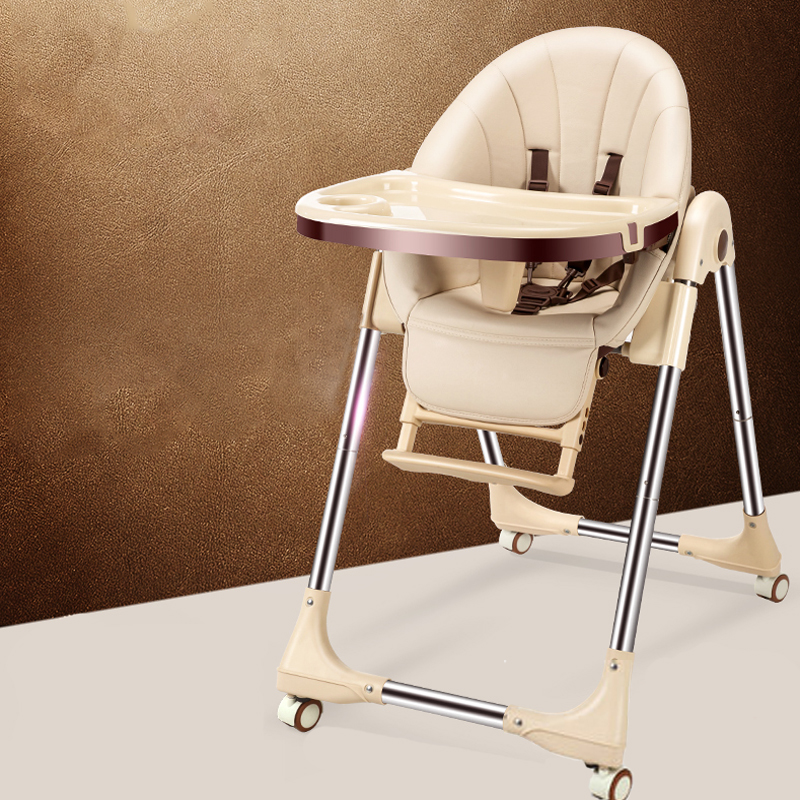 Baby Dining Chair Children Dining Chair Foldable Multi-function Portable Baby Dinette Eating Chair Baby heightening dining chair pouch baby dining chair multi functional portable foldable baby food chair plastic baby dinette children s dining chair pouch