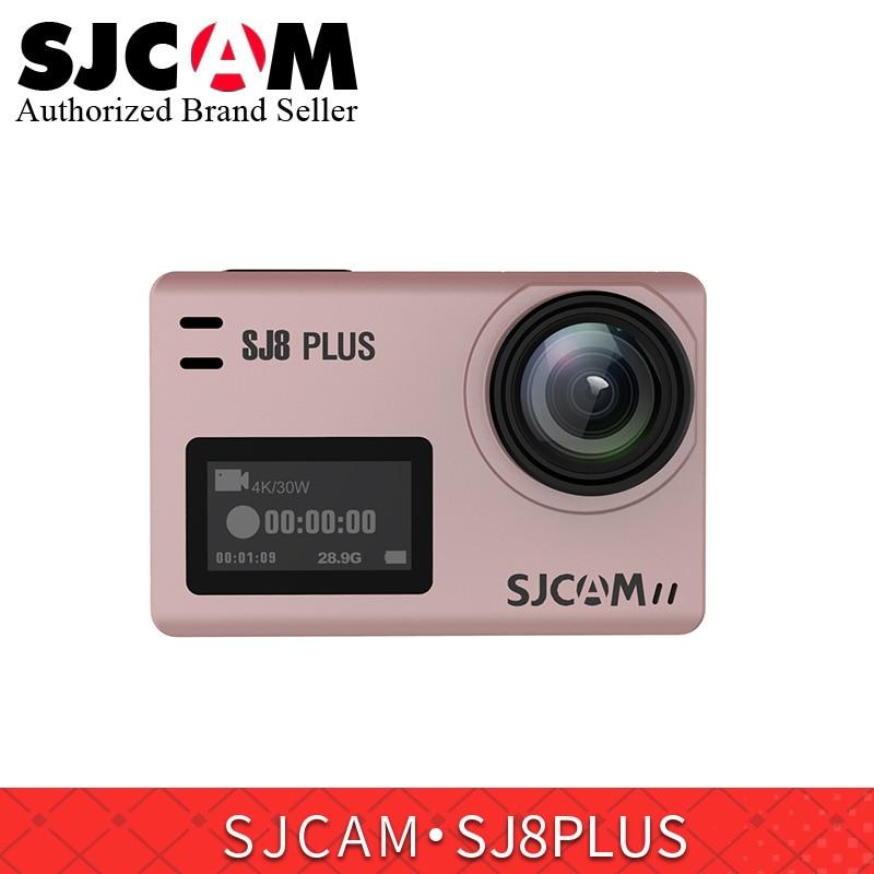 Ausdrucksvoll Sjcam Sj8 Serie Sj8 Plus Wifi Action Kamera 12mp Touchscreen Fernbedienung Pro Yi Wasserdichte Sport Dv Cam Pk H9r Yi 4 K Camer Sport & Action-videokamera