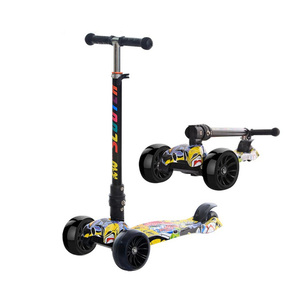 Bikes Scooter Gift for kids Fun Exercise Toys Scooter Children Kick Scooter(China)