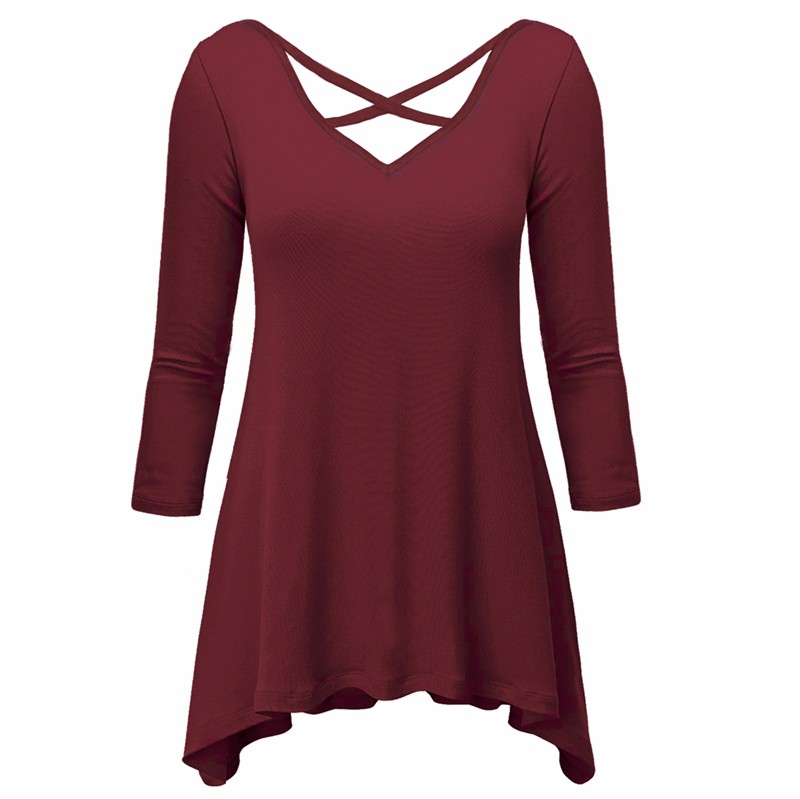 Red T-shirt Women