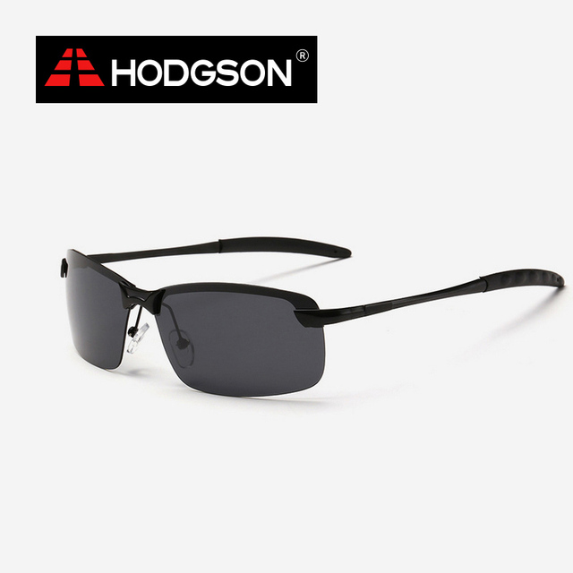 HODGSON 1031 Brand New Men's Fishing glasses Golfing Polarized Sun Glasses High Quality Alloy Sport Eyewear