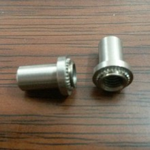 B-832-2      self-clinching Blind nuts, Carbon steel ,zinc, PEM standard,instock, Made in china