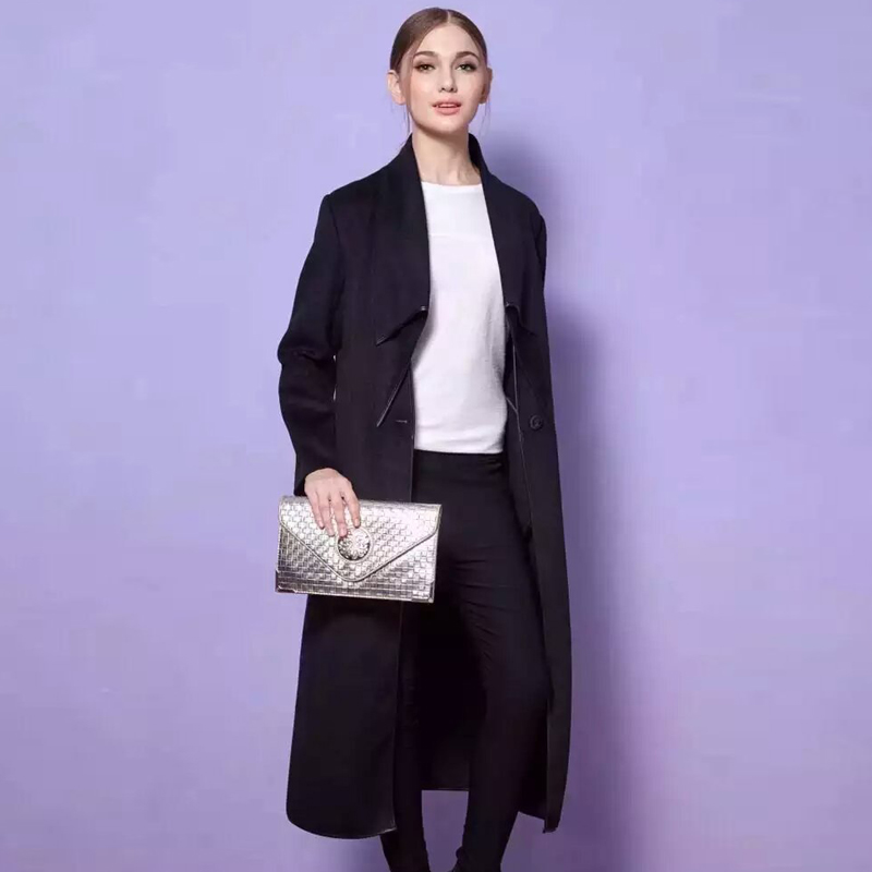 Black Ladies Coats Promotion-Shop for Promotional Black Ladies ...