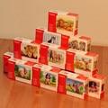 24 шт./компл. деревянные мультфильма игрушка пакет головоломки для детей раннего образования игрушки монтессори игрушки высокое качество