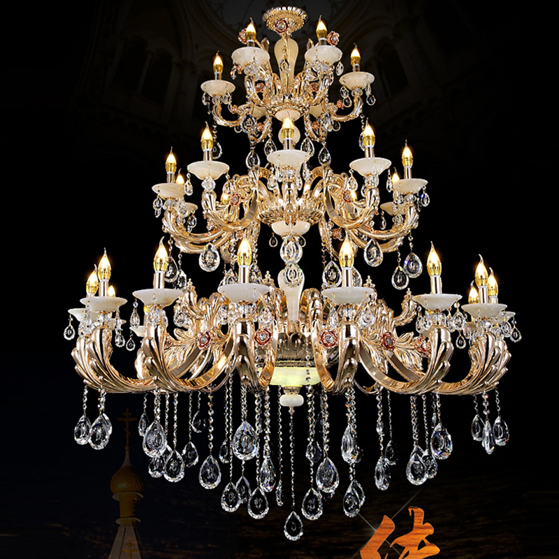 Gold chandelier antler extra large chandeliers hotel hall large gold chandelier antler extra large chandeliers hotel hall large candle chandelier living room retro gold crystal chandeliers in chandeliers from lights aloadofball Choice Image
