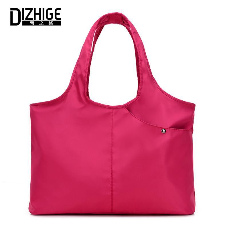 DIZHIGE Brand Luxury Waterproof Oxford Women HandBags High Quality Shoulder Bags For Fashion Female Tote New