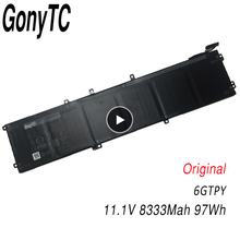 Laptop Battery Dell Precision for 5510/M4700/Xps/.. 6GTPY 97wh New Original