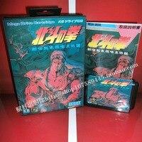 Sega MD Game Last Battle With Box And Manual For 16 Bit Sega MD Game Cartridge