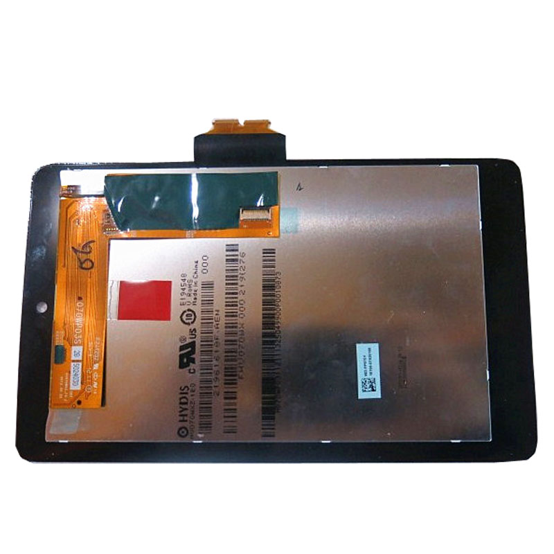 Original New LCD Display Screen With Touch For Asus Google nexus7 ME370T HV070WX2-1E0 high quality lcd display touch digitizer screen with frame assembly for asus google nexus 7 nexus7 2012 me370t wifi version