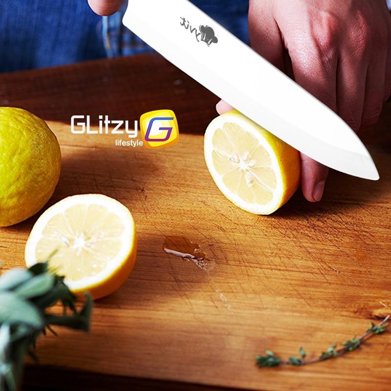 Keramički nož Bijela oštrica cirkonij 3 4 5 inča + 6 inča - Kuhinja, blagovaonica i bar - Foto 5