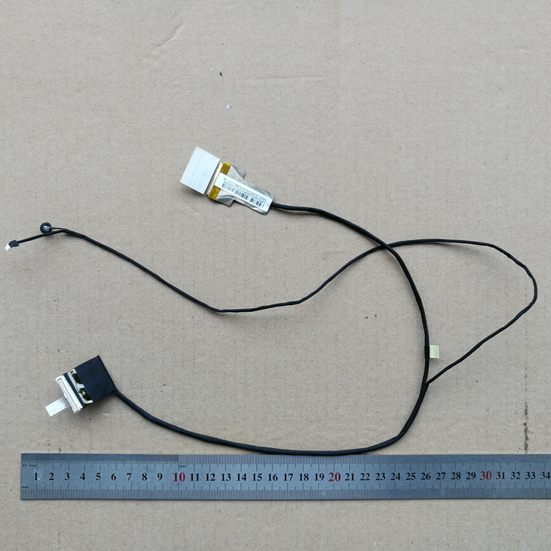 New laptop LCD LVDS cable for Asus N56 N56V N56VZ N56SL N56VM N56D 1920*1080 DDNJ8GLC100