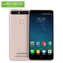Ursprüngliche Leagoo Kiicaa Power 3G Entsperrt Fingerabdruck Handy Android 7.0 Nougat 2 + 16 Smartphone 5,0 Zoll 4000 mAh handy