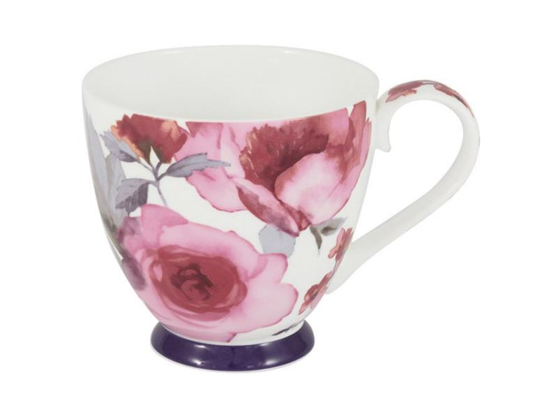 Фото - Mug The English Mug, Peony, 400 ml automatic mug printing machine mug