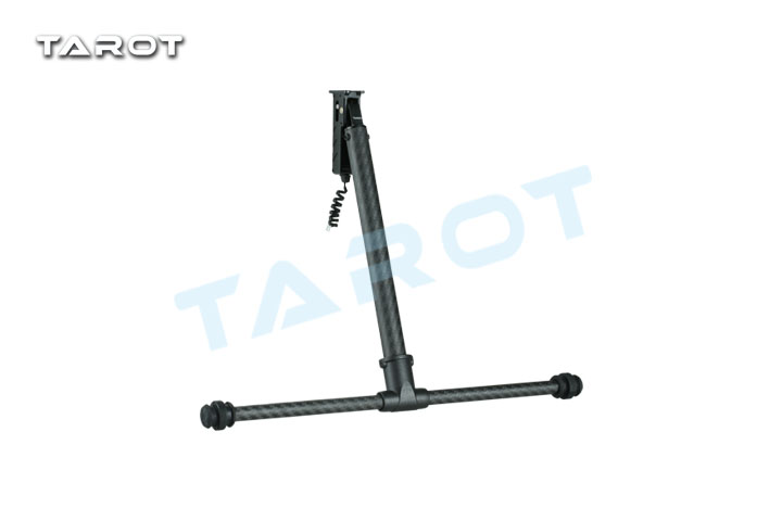 TAROT 650 690 Carbon Metal electric retractable Landing skid Assembly TL69A02