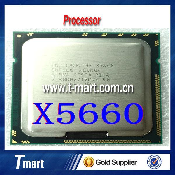 100% рабочих Процессоров Для Intel Xeon X5660 3.46 ГГц/LGA1366/12 МБ Шесть Core CPU Полностью Протестированы