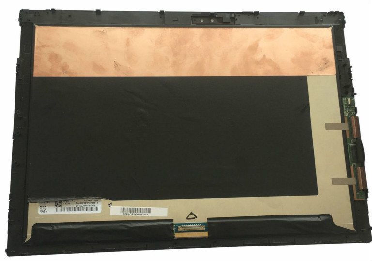 """12.3"""" lcd for hp envy x2 screen TV123WAM-ND0 with touch digitizer IPS matrix EDP 40 pin thumbnail"""