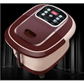 B07/Fully-automatic heated electric footbath massage pediluvium bucket footbath SPA MACHINE + TUB