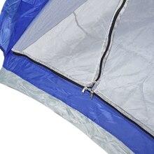 Single Layer Waterproof Camping Tent